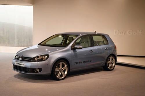 Volkswagen Golf VI Twin-Drive