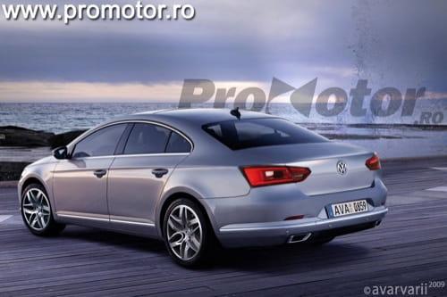 Así podría ser el próximo Volkswagen Passat