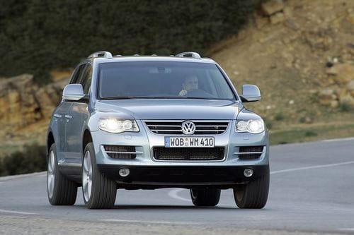 Volkswagen Touareg V6 TDI BlueMotion, aumentando la eficiencia