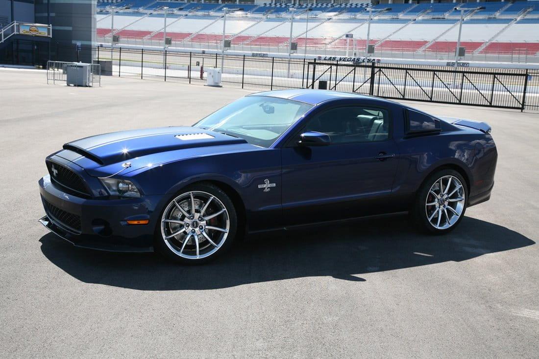 Shelby Mustang Gt500 Super Snake Foto 4 De 16
