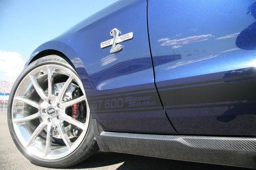 Shelby Mustang GT500 Super Snake