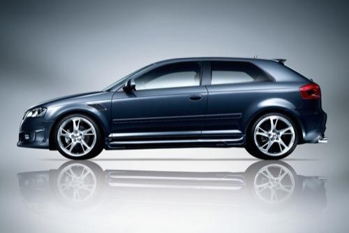 Nueva interpretación del Audi A3 por ABT