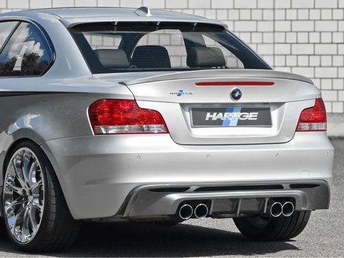 Hartge ofrece nuevos accesorios para el BMW Serie 1
