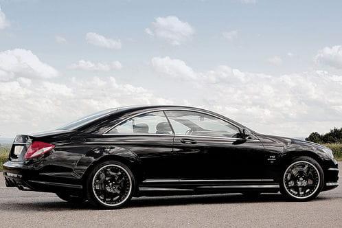 MKB rompe las normas con un Mercedes CL65 AMG de 750 CV