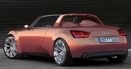 Imaginaciones de un Audi A1 Targa