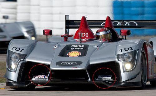 Peugeot protesta en vano contra el Audi R15 TDI