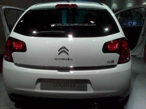 El nuevo Citroën C3 más desnudo que nunca