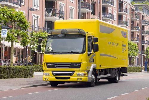 DAF lanza los nuevos camiones LF