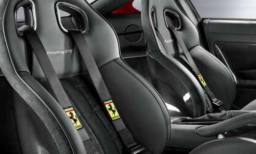 Ferrari 599 GTB Fiorano HGTE Sport