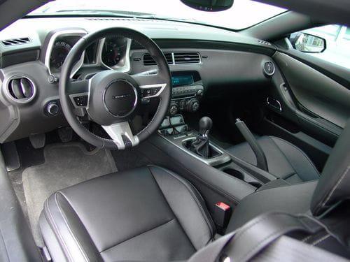 Geiger Cars comienza a vender en Europa el Chevrolet Camaro