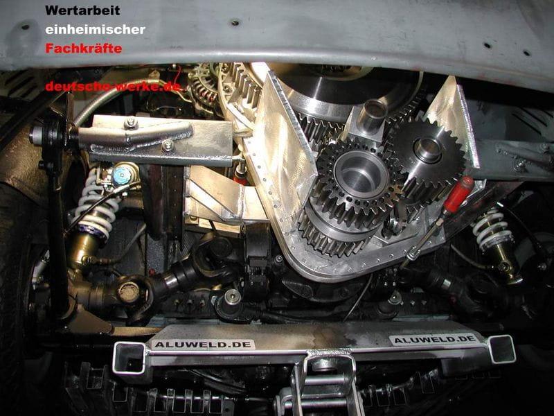 Un peque o goggomobil tiene ahora un motor radial de avi n for Electric motor repair reno nv
