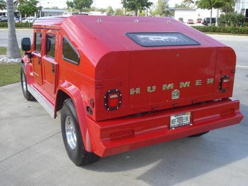 Hummer H1 Personalizado