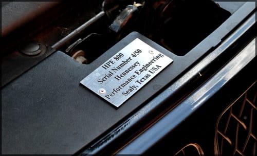 Jeep Grand Cherokee HPE800, 800 CV americanos by Hennessey