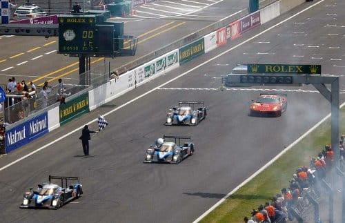 Victoria de Peugeot en las 24 Horas de Le Mans 2009