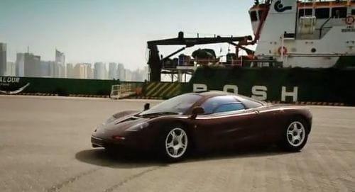 Top Gear enfrenta el Bugatti Veyron con el McLaren F1