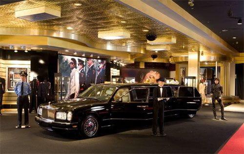 El 'Rey del Pop' deja tras de sí una extensa colección de coches