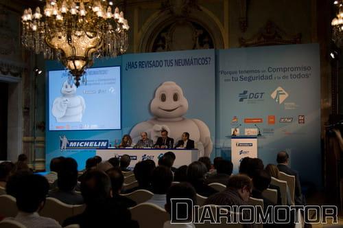 Rueda de Prensa de Michelin