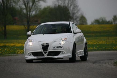 Novitec brutaliza el Alfa Romeo Mi.To y sus motores