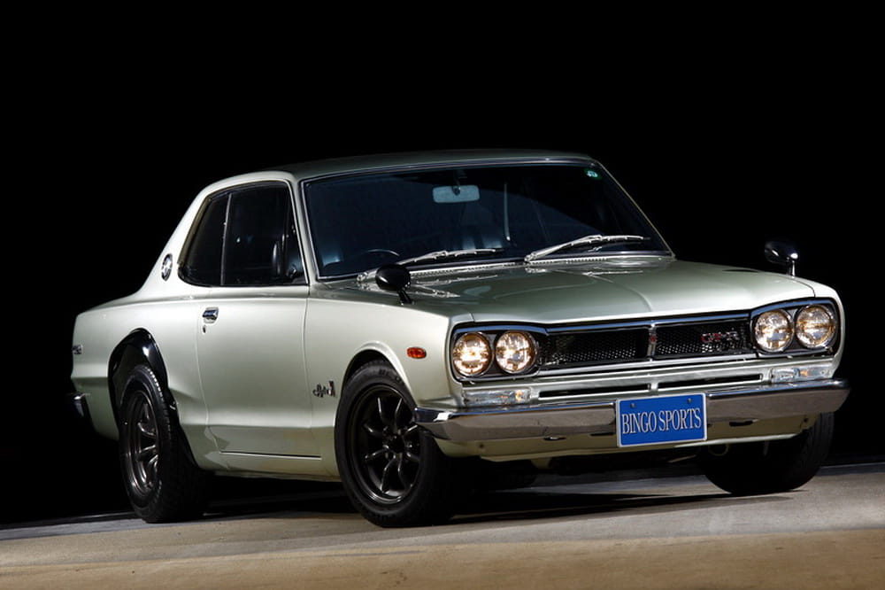 Nissan Skyline Gt S