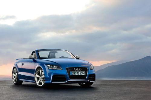 Audi TT-RS, precios y equipamiento en España