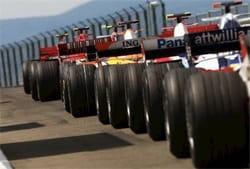 Parrilla F1