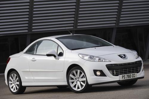 Primeras imágenes del nuevo Peugeot 207 CC