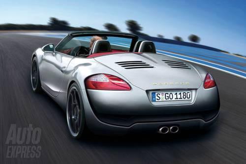 Recreaciones del Porsche Spyder, el Boxster barato