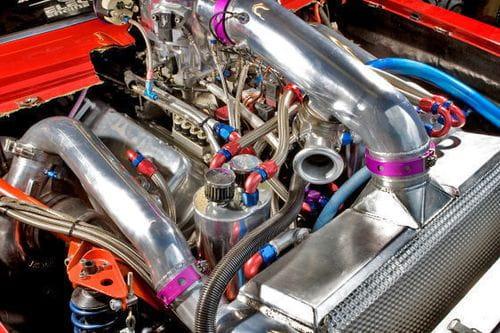 Red Victor II, 2.200 CV homologados para las calles