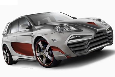 El Porsche Cayenne más feo del mundo lo firma Status Design