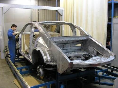 En Rusia han pensado en un Porsche Cayenne Coupé