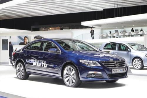 Volkswagen Passat CC BlueTDI