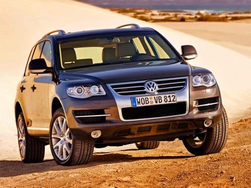 Volkswagen Touareg R5 TDI