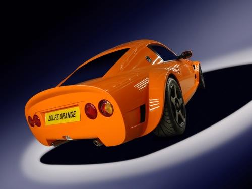 Zolfe Orange GTC4