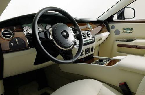 Rolls-Royce Ghost, desvelados más datos técnicos