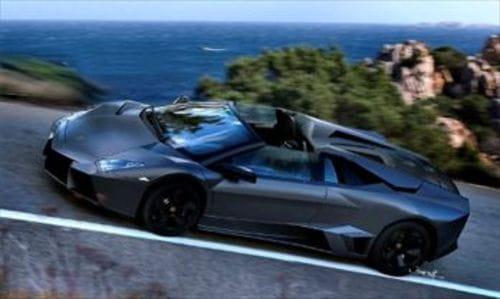 Lamborghini Reventón Spyder