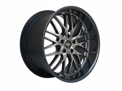 Barracuda Wheelz Art: calaveras, flores o fibra de carbono para tus llantas