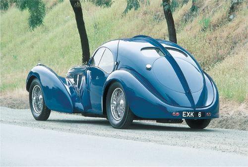 Segundo teaser del supuesto Bugatti Bourdeaux