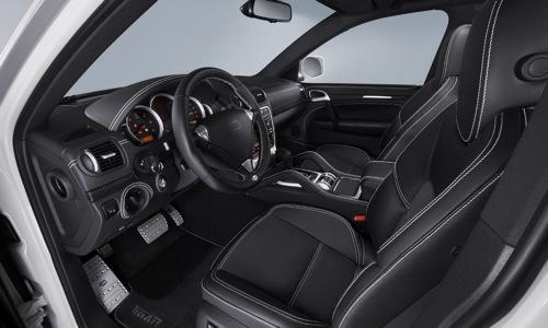 Porsche Cayenne V6 Diésel Techart