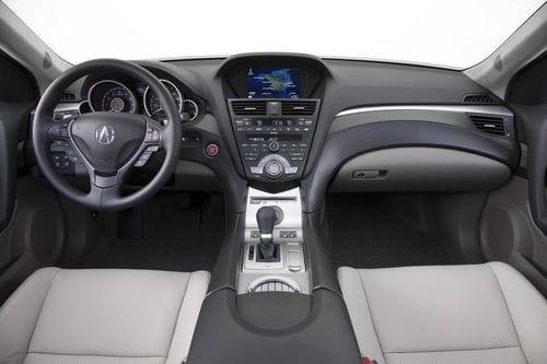 Acura ZDX, nace un competidor para el BMW X6