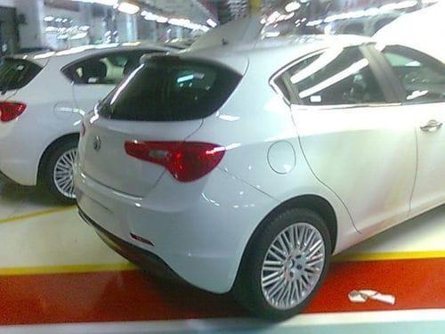 Alfa Romeo Milano, más información del nuevo compacto