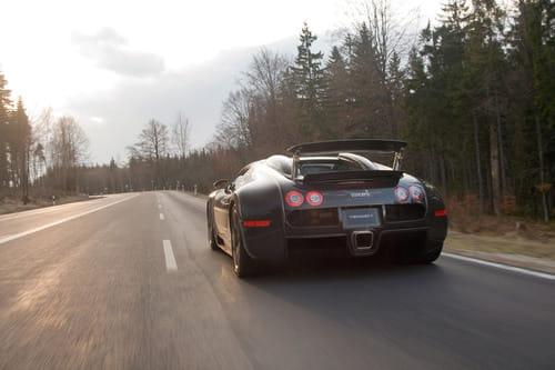 Bugatti Veyron Vincerò