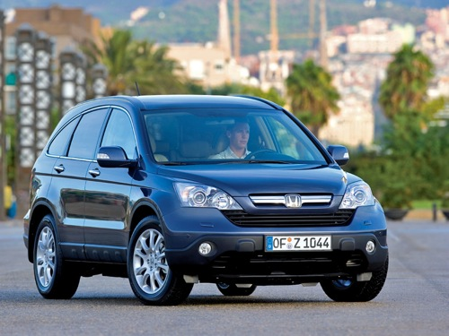 Honda CR-V 2010, primeros datos del lavado de cara
