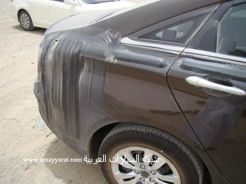 Hyundai i40, fotos espía clarísimas