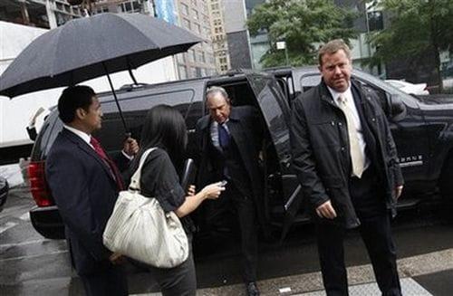 El alcalde de Nueva York y el escándalo del ralentí