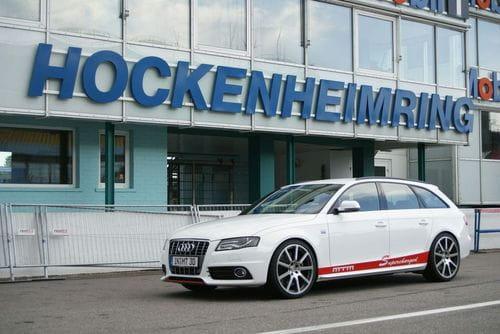 MTM añade 100 CV al Audi S4 Avant