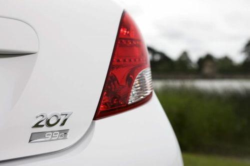 Peugeot 207 1.6 HDi 99g
