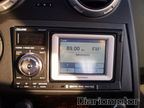 Prueba: SsangYong Actyon 200XDi Limited Aut., tercera parte