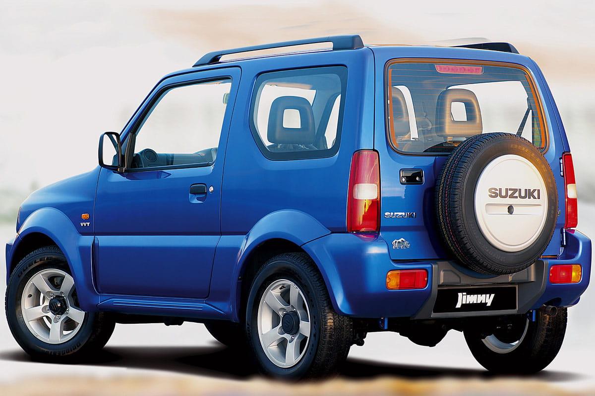 A Vendre Suzuki Jimny