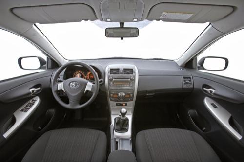 Toyota Corolla Sedán 2010