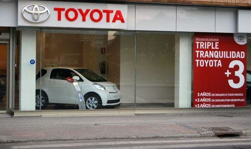 El Plan 2000E ralentiza la crisis de ventas del automóvil